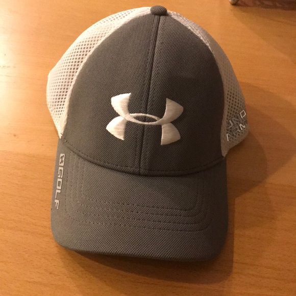 32526e92240 Under Armour Golf Hat. M 5a82571784b5ce1594a23df0. Other Accessories ...